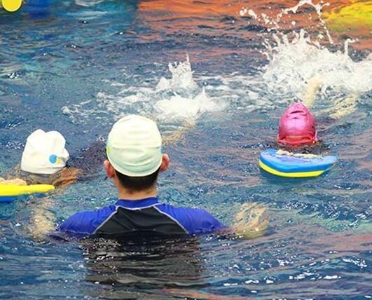 选择酷游亲子游泳的家长们竟然是这么想的......